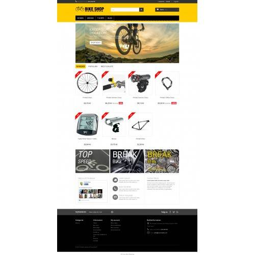 Bicycle Theme