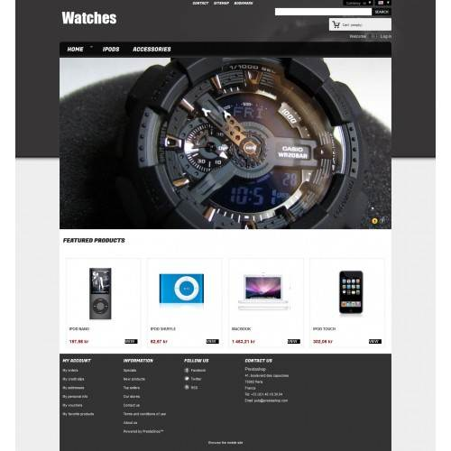 Watches Theme